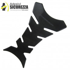 1pcs Free Shipping Carbon Fiber Tank Pad Tankpad Protector Sticker For Motorcycle Universal