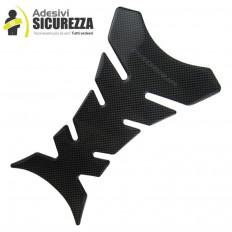 Progrip - carbon fibre look motorcycle tank pad protector 3D