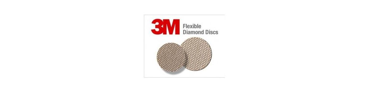 Reflectantes películas 3M™ grado diamante redondo