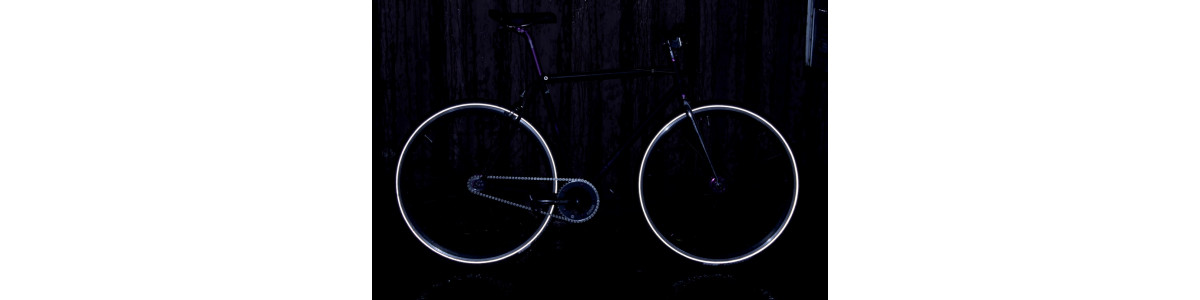 Adhesive strips fluorescent/reflective 3M™ motorbikes
