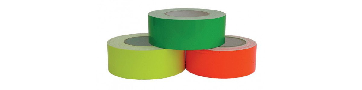 3M™Fluorescent gaffer tapes