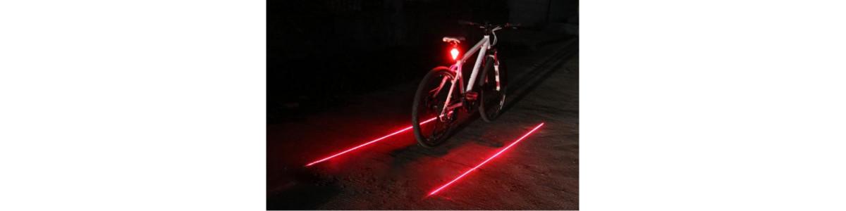 Refletores e LED de alta visibilidade
