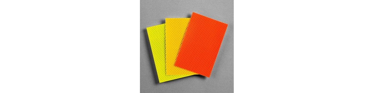 Rechteckige Reflektierende Folien 3M™ Diamond Grade